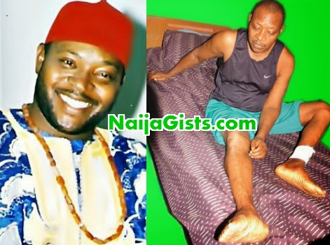 another nollywood actor kidney failure