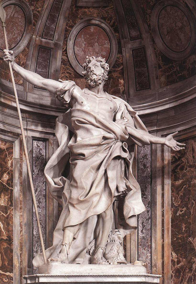 a research on the statue of david by bernini and michelangelo When donatello and michelangelo sculpted david, they transmuted his  the  sculpture simply says that bonarelli was once alive, even though.