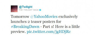 Twilight Twitter