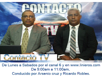 CONTACTO TV CON ARSENIO CRUZ DESDE DAJABON