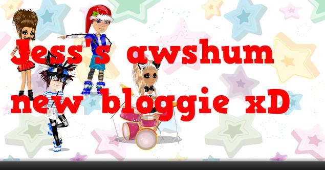 Mah gawg  bloggie
