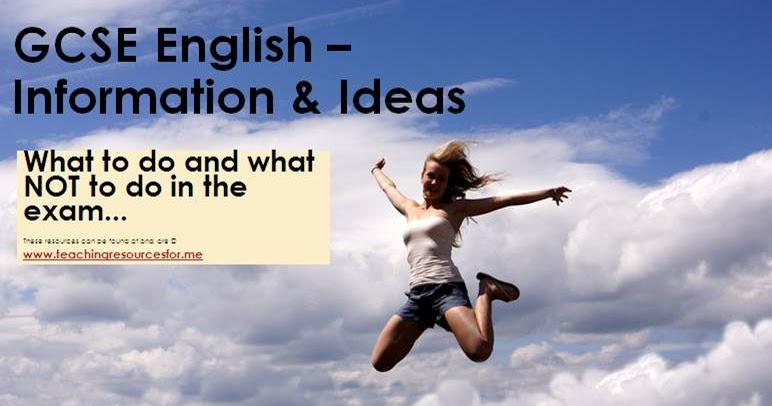 gcse creative writing coursework