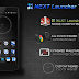 Next Launcher Theme Emboss HD v1.0 Apk