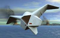'Cormorant' by Lockheed Martin.