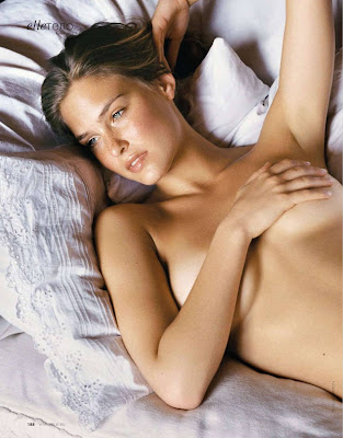 Bar Refaeli naked Minister quits over accessing adult websites