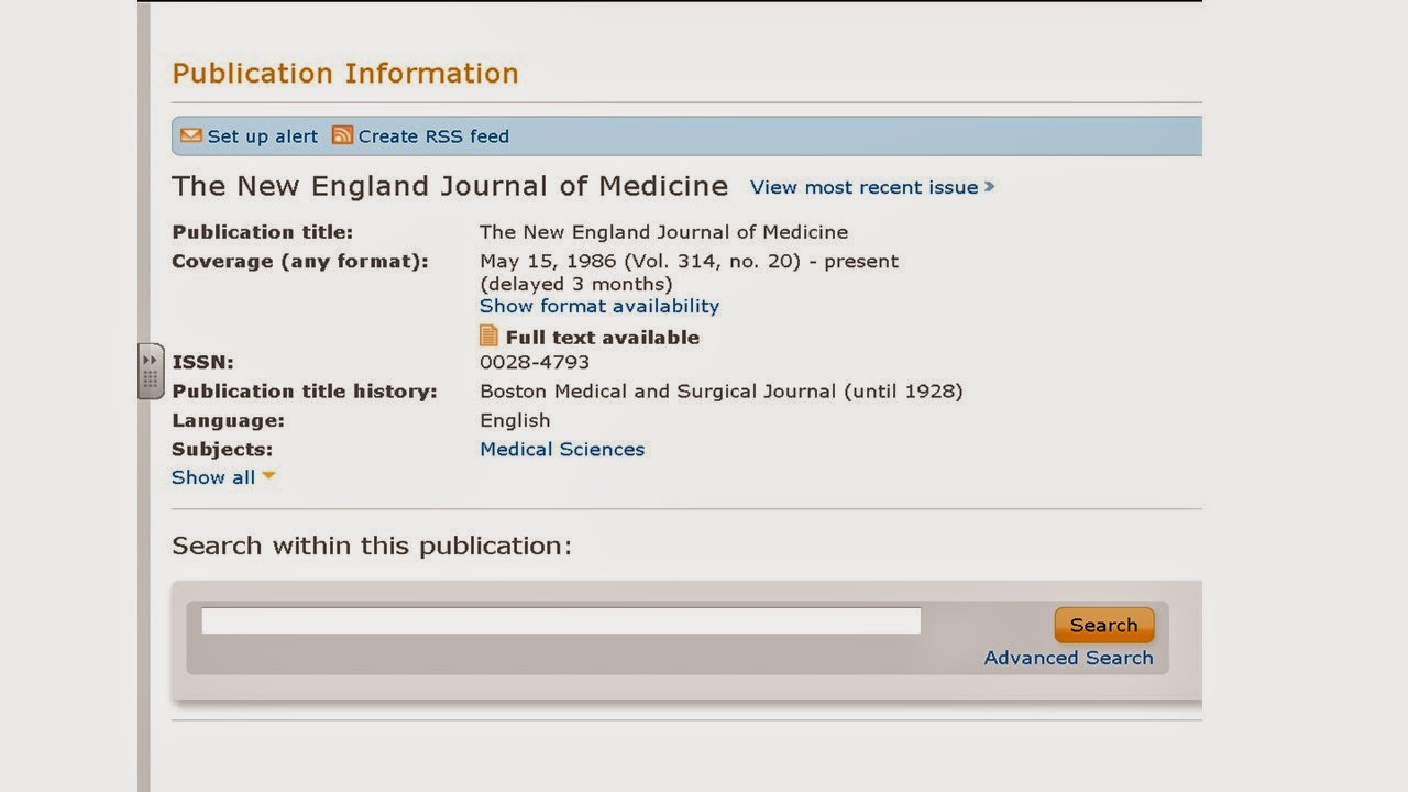 new england journal of medicine pdf