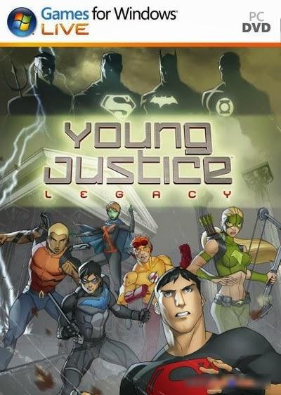 تحميل لعبة شباب العدالة 2013 Young Justice: Legacy النسخة الكاملة مجاناً