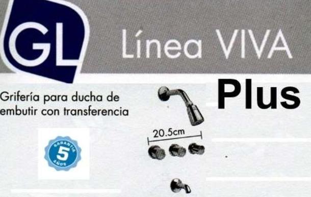 Set De Griferia Baño:Set de Accesorios para baño Griferia Latina Modelo:Carilo (5 Piezas)