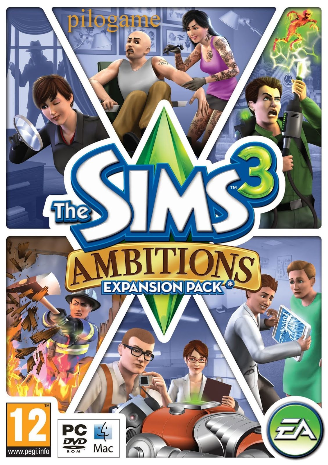 sims 4 for free mac