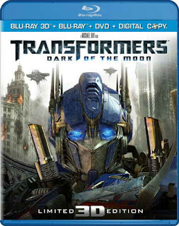 Transformers 3: Dark of The Moon 3D (2011) Poster 300mkv.org
