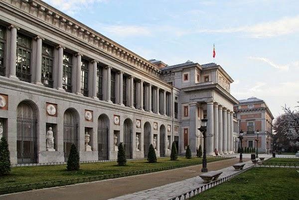 Lieux à visiter à Madrid - MUSÉE prado