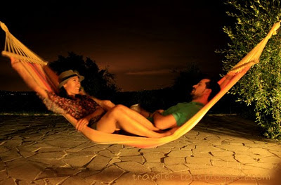 shared hammock