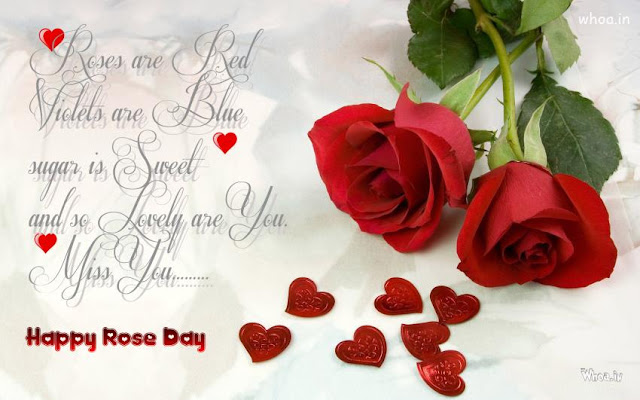 happy Rose day quotes for girlfriend