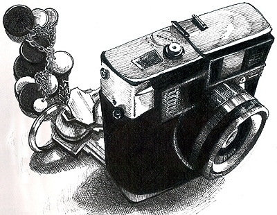 Art black black and white camera drawing illustration favim com 74876 jpg