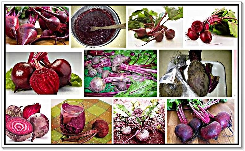 Manfaat buah bit untuk kesehatan tubuh manusia