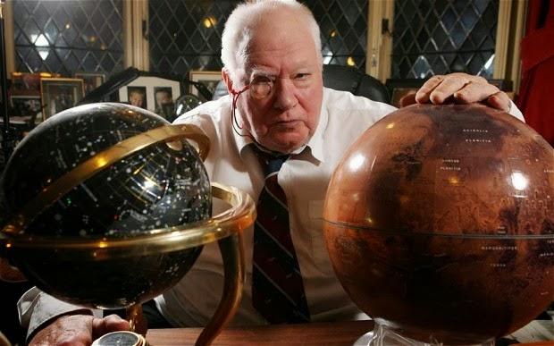 Astrologer Patrick Moore