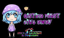 Qistina 1st GA