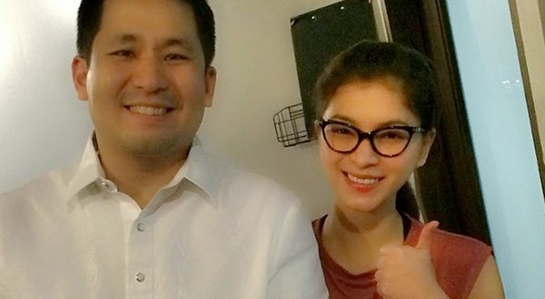 Angel Locsin undergoes chiropractic treatment for misaligned spine?