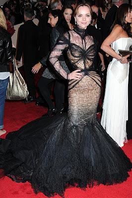 Los vestidos mas feos de la Gala MET Costume Institute 2011