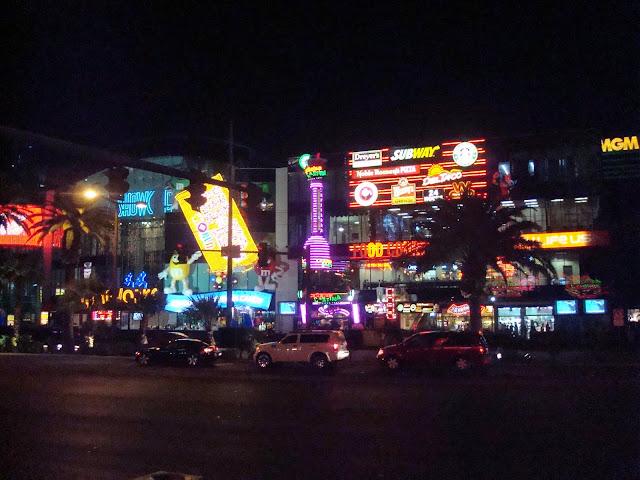 Hotel Las Vegas Nevada USA voyage