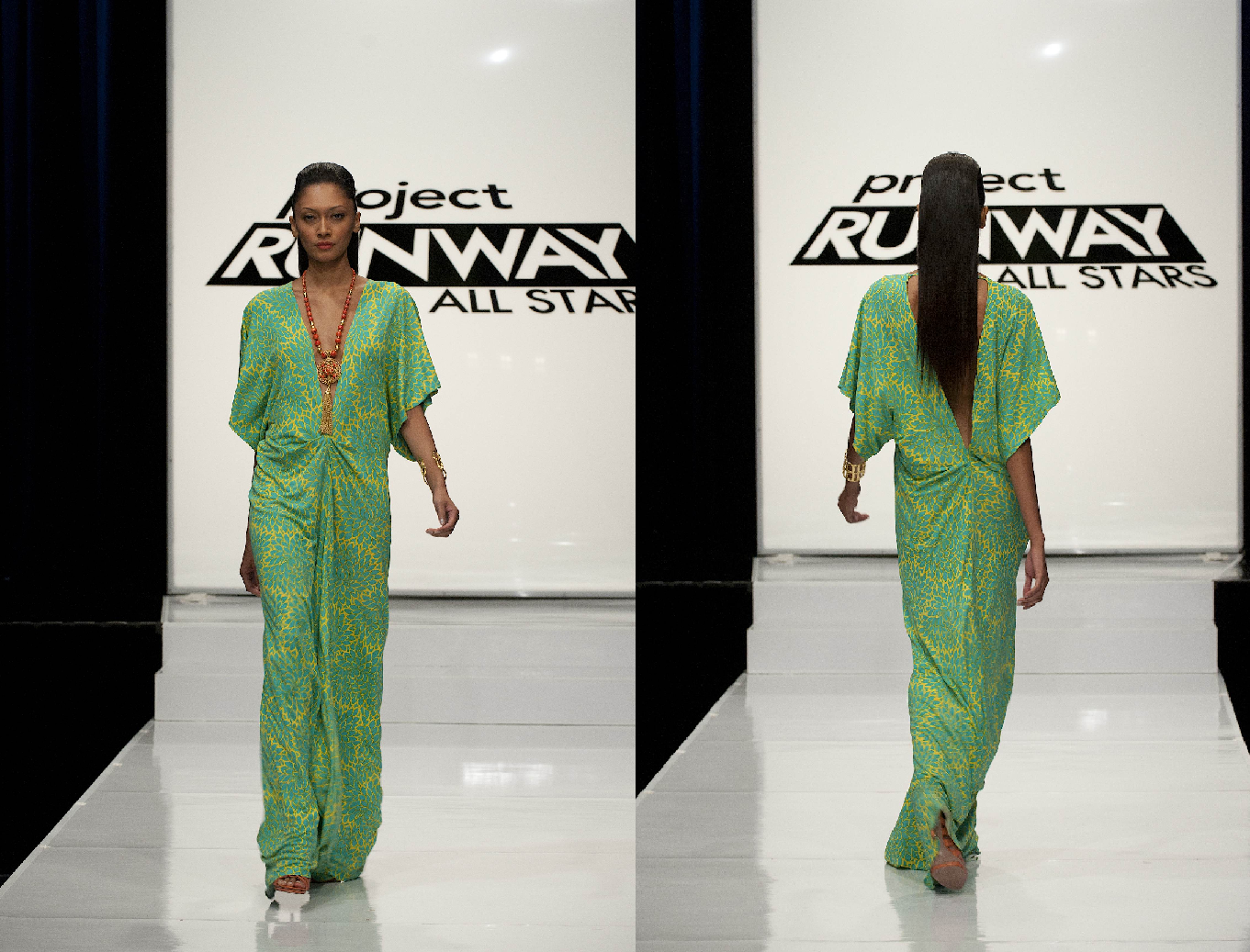 how to have a good runway walk