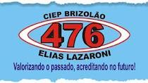 Ciep 476 - Elias Lazaroni