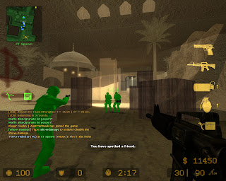 Counter Strike source 1.6 material Wallhack indir