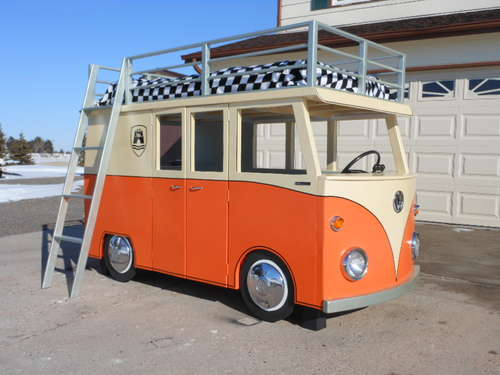 Http Www Ana White Com   Plans Fire Truck Loft Bed