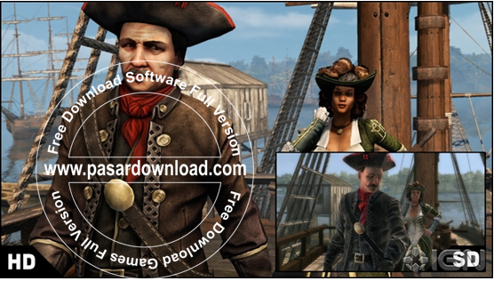 Download gratis Games Assassin's Creed Liberation HD Repack For PC