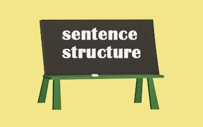pola kalimat dasar bahasa inggris