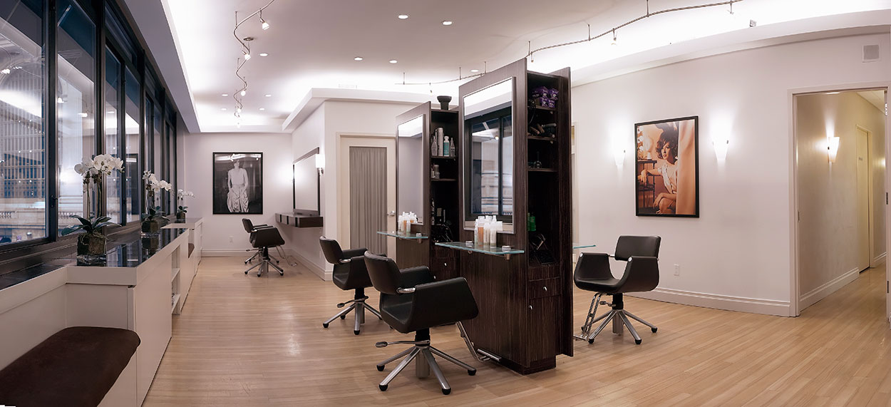 Couture hair color at the angelo david salon my life on and off