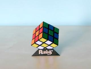 Morgan's Milieu | How Do You Train Your Brain?: A Rubik's Cube
