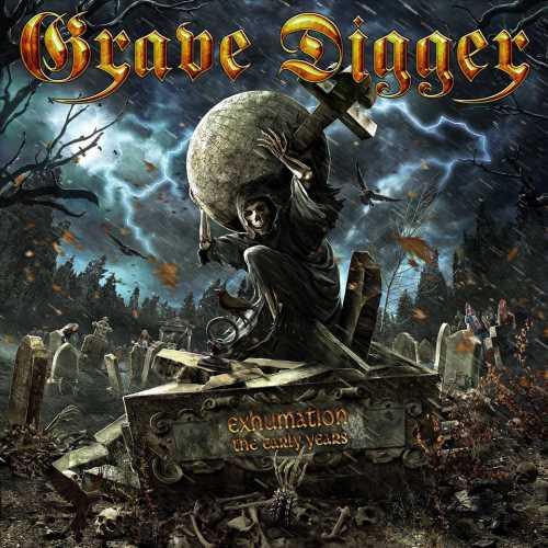 GRAVE DIGGER: Νέο επετειακό album