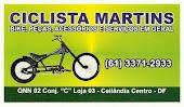 Ciclista Martins