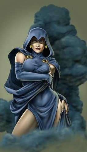 Raven (DC Comics) Character Review - 3