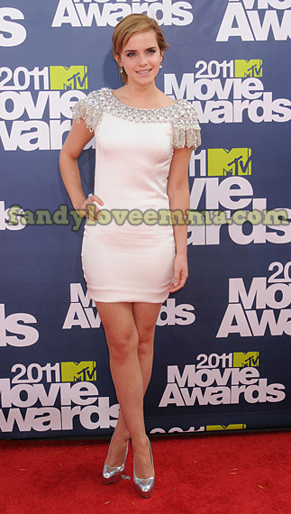 emma watson 2011 mtv movie awards. hair MTV Movie Awards - June