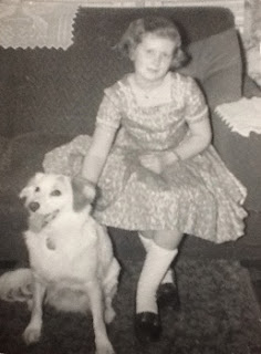 Cookie and me, 1956