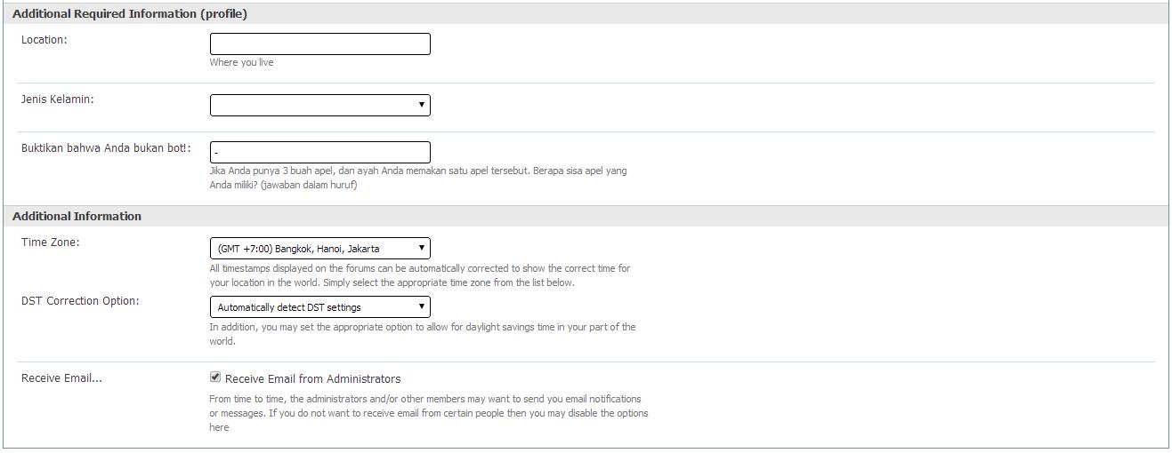 cara mendaftar di forum indowebster zokufo blog 39 s