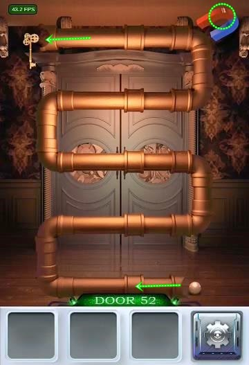 Solution 100 Doors 3 Level 51 52 53 54 55