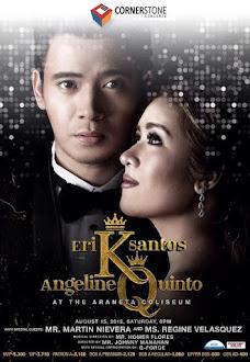 KQ: Erik Santos & Angeline Quinto