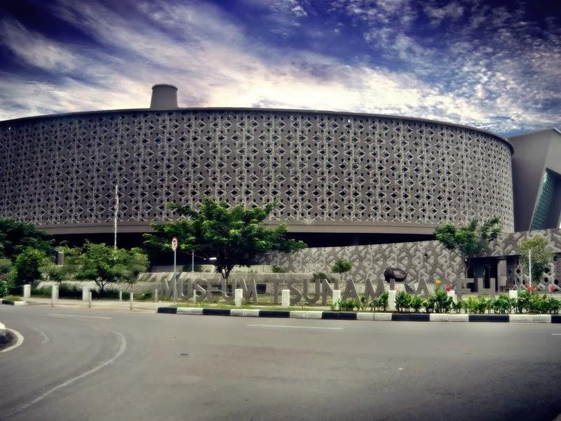 fungsi Museum Tsunami aceh