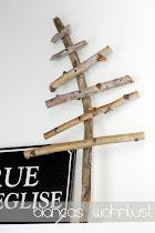 """DIY """"my furzkleiner Weichnachtsbaum"""""""