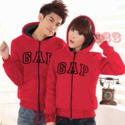 Jacket GAP Merah