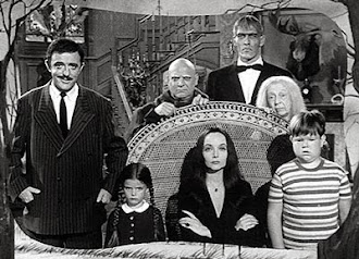 Charles Addams & The Addams Family