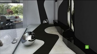 Christiano Ronaldo (CR7) Residence: Guest Room