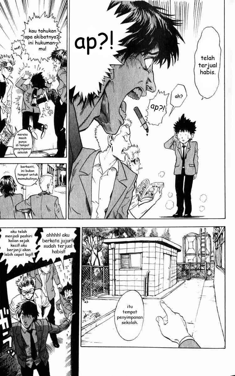 Komik eyeshield 21 001 - seseorang dengan kaki emas 2 Indonesia eyeshield 21 001 - seseorang dengan kaki emas Terbaru 24|Baca Manga Komik Indonesia|