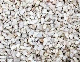 Piedras comahue piedra granza blanca for Piedras blancas jardin baratas