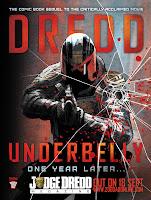 llega Dredd Underbelly, secuela de Dredd 2013.