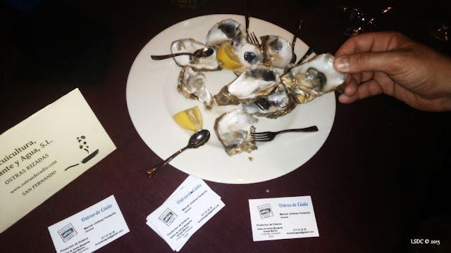 I Encuentro de Blogueros Cocineros y Prensa Gastronómica de la Provincia de Cádiz