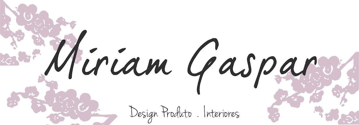 Miriam Gaspar Design Produto . Interiores